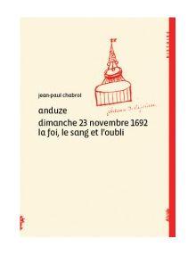 Anduze dimanche 23 novembre 1692