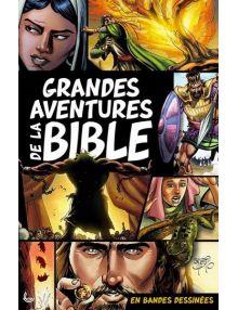 Grandes aventures de la Bible