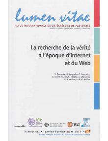 La recherche de la vérité à l'époque d'Internet et du web (Revue internationale de Catéchèse et de pastorale)