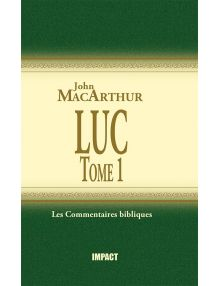Commentaire MacArthur 03. Luc Tome 1