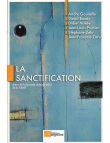 La sanctification - Actes de la journée d'étude 2012 de la SEMF