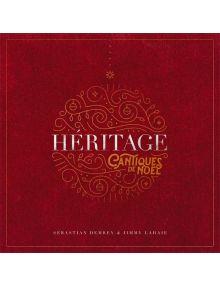 CD Héritage Cantiques de Noël