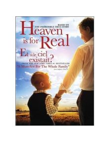 DVD Et si le ciel existait ? (Heaven is for real)