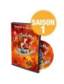 DVD Les Parlottes de Théopopettes Saison 1