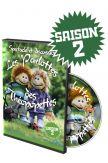 DVD Les Parlottes des Théopopettes - saison 2