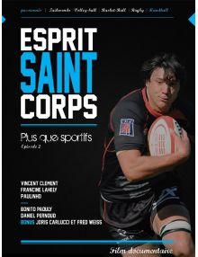 DVD Esprit Saint, Corps Saint - Episode 2 : Plus que sportif