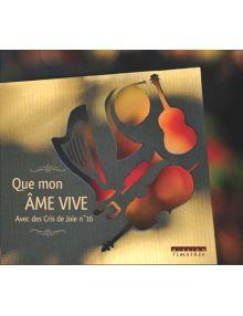 CD Que mon âme vive - N°16