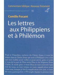 Les lettres aux Philippiens et à Philémon