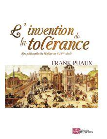 L'invention de la tolérance