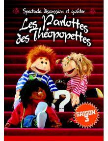 DVD Les parlottes de Théopopettes Saison 3