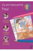 Découvrir la Bible en coloriant n°18 : Ils ont rencontré Paul