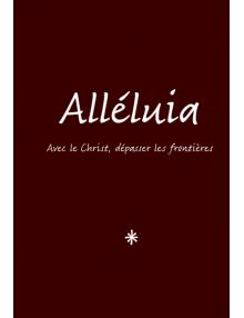 Alléluia recueil grand format (gris)