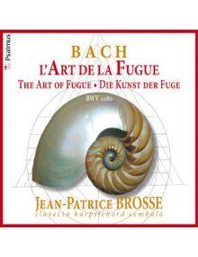 CD Bach, l´Art de la Fugue