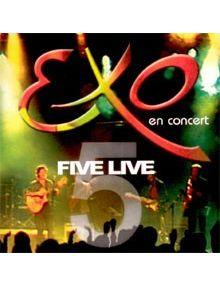 CD Five Live