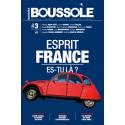 Revue Boussole - N°3 Esprit France, est tu là ?