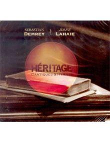 CD Héritage - cantiques et hymnes Volume 1