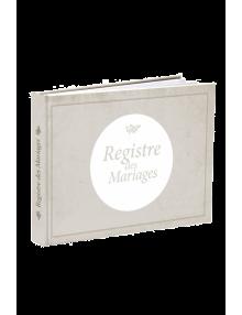 Registre des Mariages