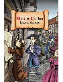 BD Martin Luther, lanceur d'alerte