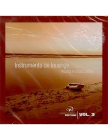CD Instruments de louange Vol.3
