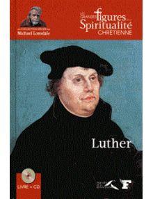 Luther livre et CD