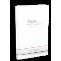 Bible d'étude Thompson 21 Sélection couverture blanche souple