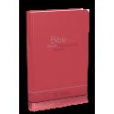 Bible d'étude Thompson 21 Sélection couverture rouge souple