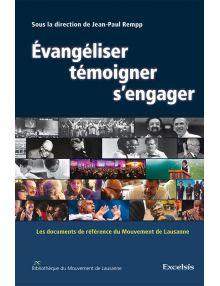 Evangéliser témoigner s'engager
