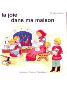 CD La joie dans ma maison