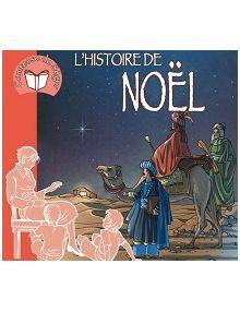 CD L'histoire de Noël lu par la comtesse de Ségur