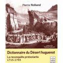 Dictionnaire du Désert huguenot
