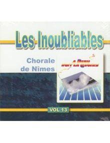 CD Les inoubliables : Chorale de Nimes