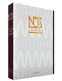 Nouvelle Bible Segond d'étude, version luxe