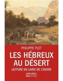 Les Hébreux au désert