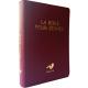 La Bible pour jeunes souple rouge. Edition avec les livres deutérocanoniques