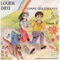 CD Louer Dieu comme des enfants - Psaum'2