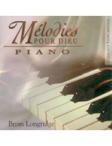 CD Mélodies pour Dieu : Piano