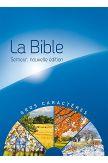 La Bible Version Semeur 2015 avec gros caractères, relié.