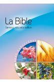 La Bible Version Semeur 2015 avec gros caractères, relié. Bleu et rose