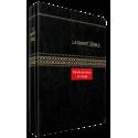 La Sainte Bible Louis Segond 1910 noire tranche dorée onglets (paroles de Jésus en rouge) RefSB1048