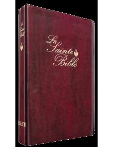 La Sainte Bible SB1058 Segond colombe grand format tranche dorée