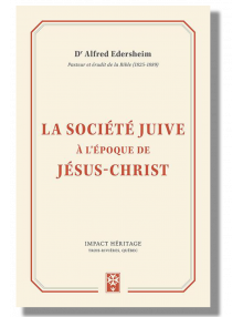 La société juive à l'époque de Jésus-Christ