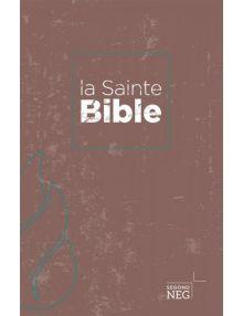 Bible NEG Segond 1979 compacte, illustrée