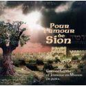 CD Pour l'amour de Sion