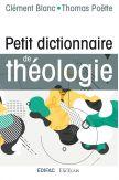 Petit dictionnaire de théologie