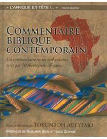 Commentaire Biblique contemporain - 70 théologiens africains