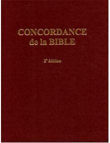 Concordance de la Bible 2ème édition