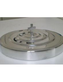 Couvercle en Aluminium pour plateau (service de sainte Cène)