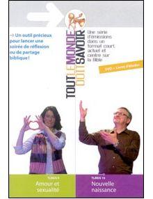 DVD Tout le monde doit savoir 9 et 10 Amour et Sexualité / Nouvelle Naissance