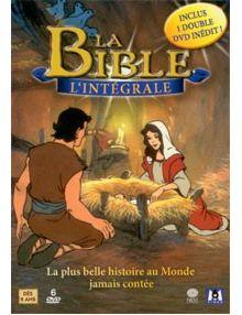 DVD Coffret La Bible L'intégrale