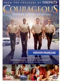 DVD Courageous
